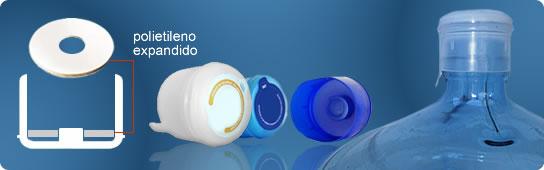 Juntas para bidones de agua for Bidones para agua
